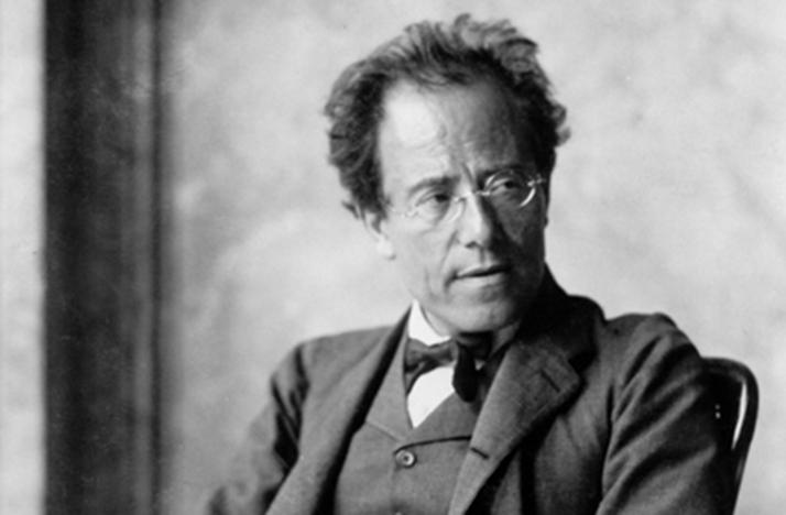 Gustav Mahler in 1907