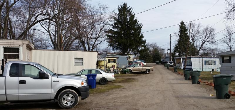 Now called Grove City Mobile Home Park, the manufactured home park opened in 1937.