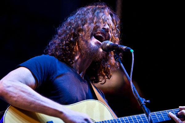 Cornell sang for Soundgarden, Audioslave, and Temple of the Dog.