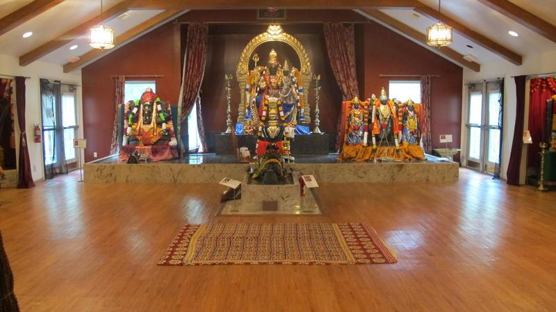 Nithyanandeshwara Hindu Temple of Ohio, in Delaware, has seen its congregation grow.