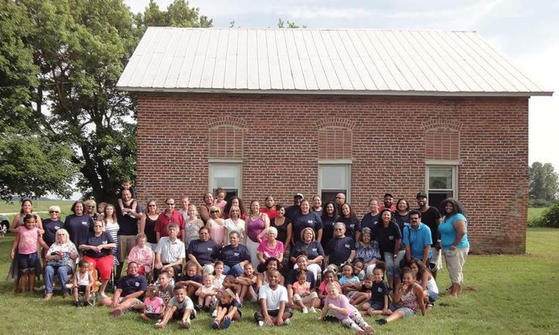 Kaiser family reunion at Longtown.