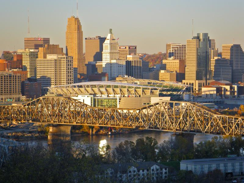 Cincinnati's Brent Spence Bridge is considered one of the worst in the country in terms of being outdated and overburdened.