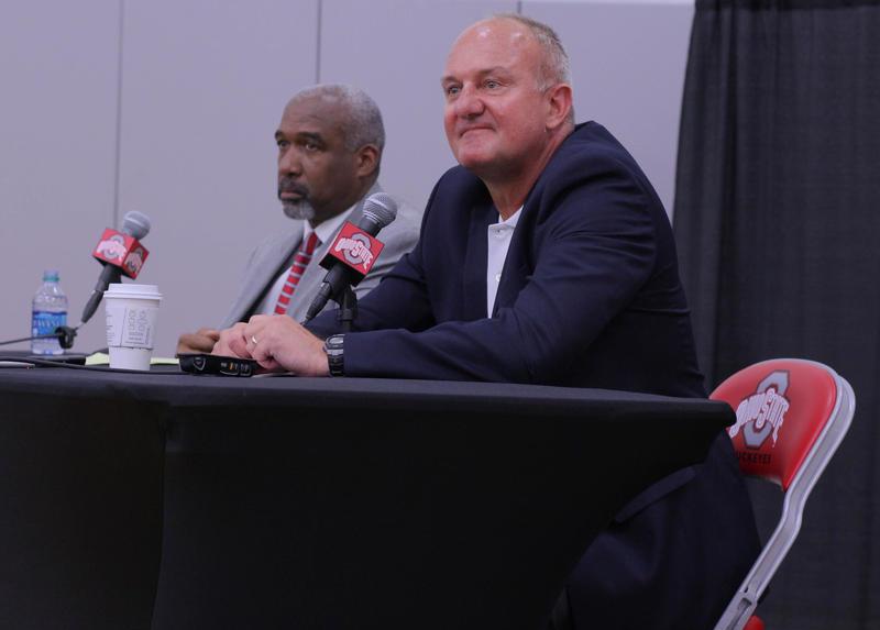 Ohio State Fires Mens' Basketball Coach Thad Matta
