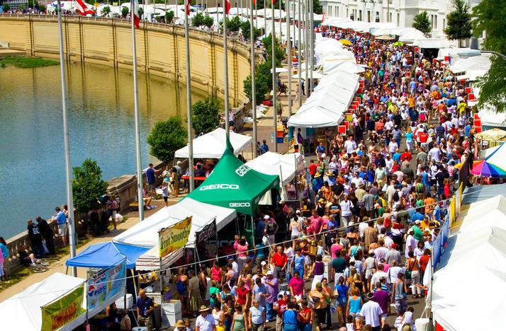 The Columbus Arts Festival