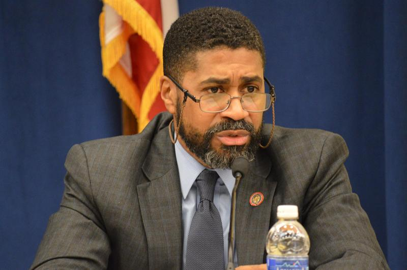 Ohio House Minority Leader Fred Strahorn