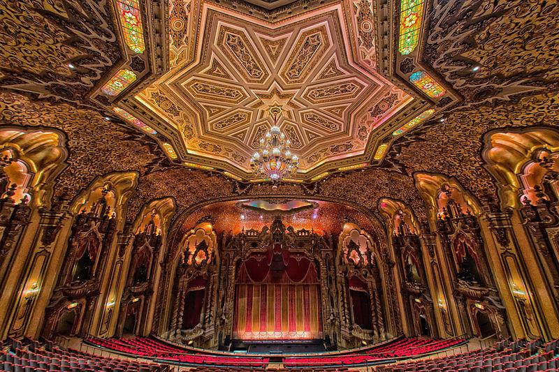 The Ohio Theatre in Columbus, OH.