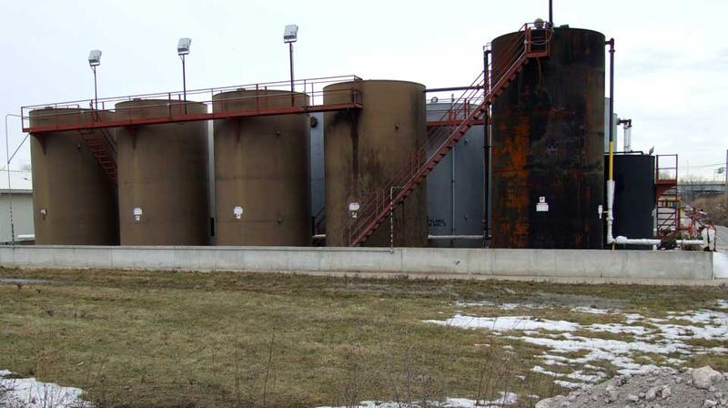 Northstar I injection well in Youngstown