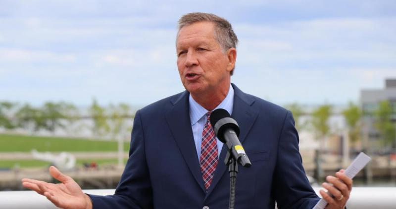 Gov. Kasich signed S.B. 2 to find other uses for sediment that has been dumped in Lake Erie