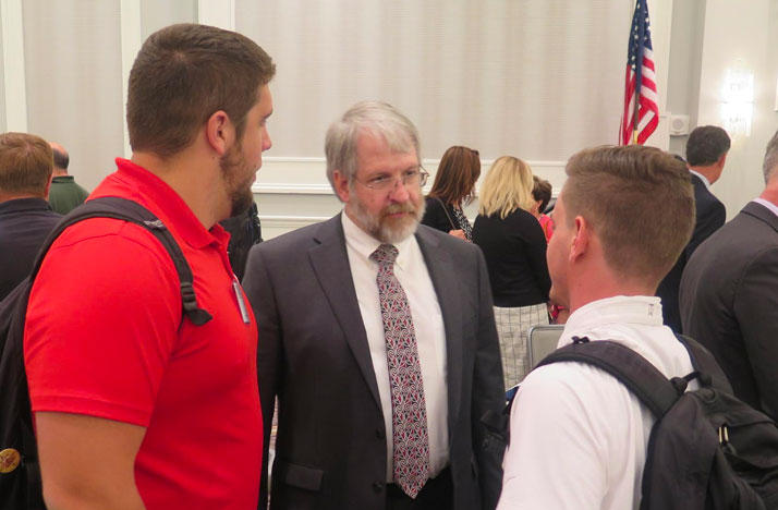 Ohio State State Superintendent Paolo DeMaria