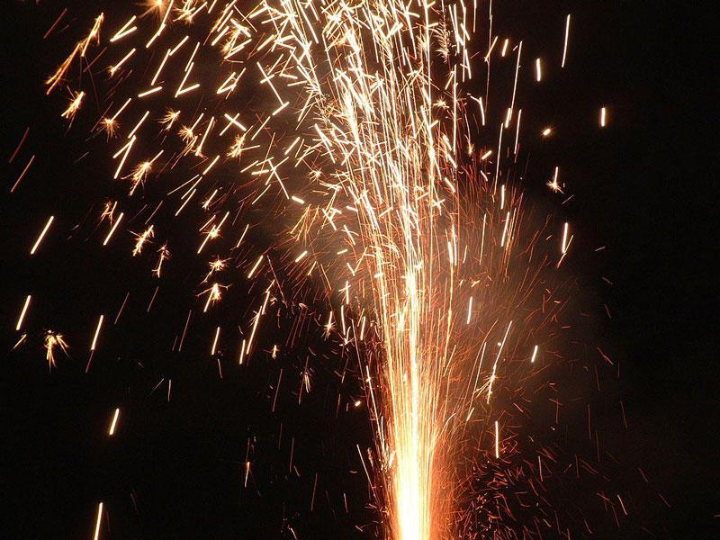 Roman Candle firework
