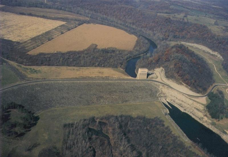 The remains were found in a field above Mohawk Dam in Coshocton.