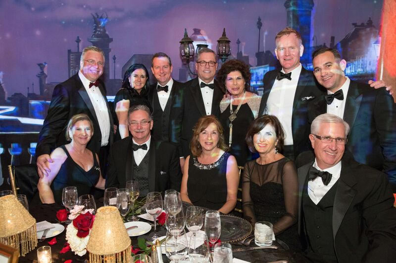 Cleveland Clinic's 2015 fundraiser at the Mar-a-Lago.