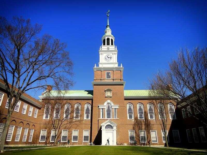 Dartmouth College Campus