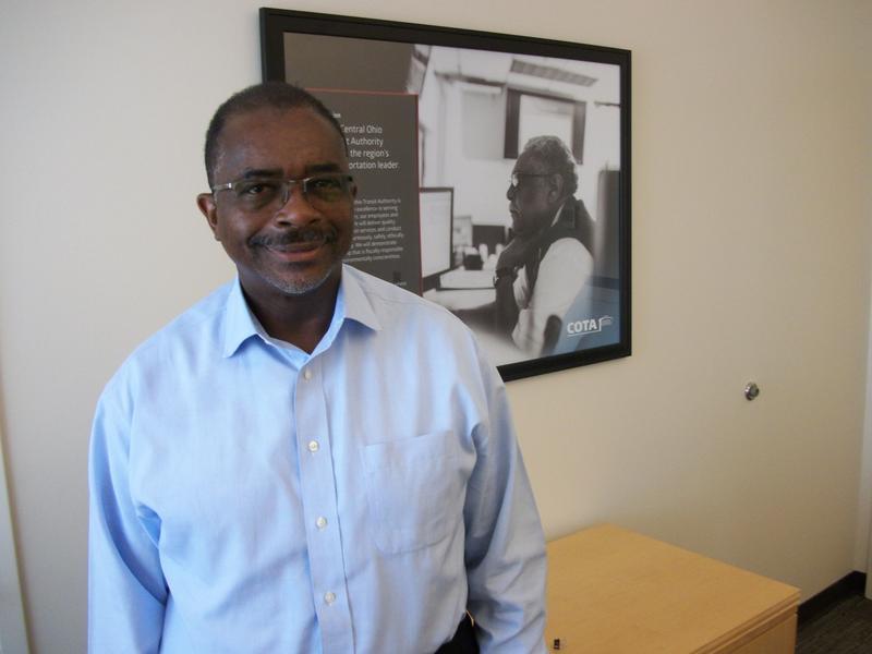 Retiring COTA President and CEO Curtis Stitt