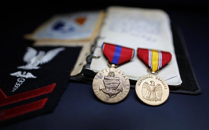 Former Dispatch photographer Tim Revell was a Navy corpsman during the Vietnam War.