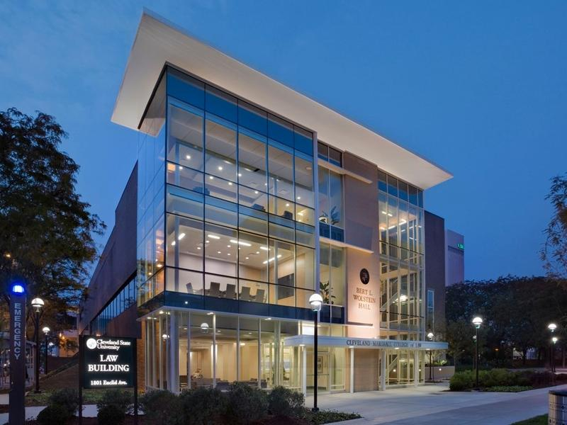 Cleveland State University's Marshall College of Law
