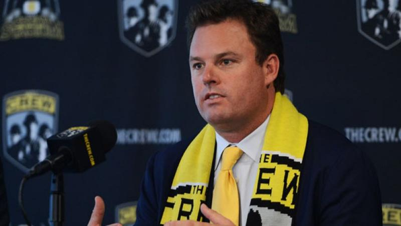 Crew SC owner Anthony Precourt is working with Austin city leaders on finding a location for a new stadium.