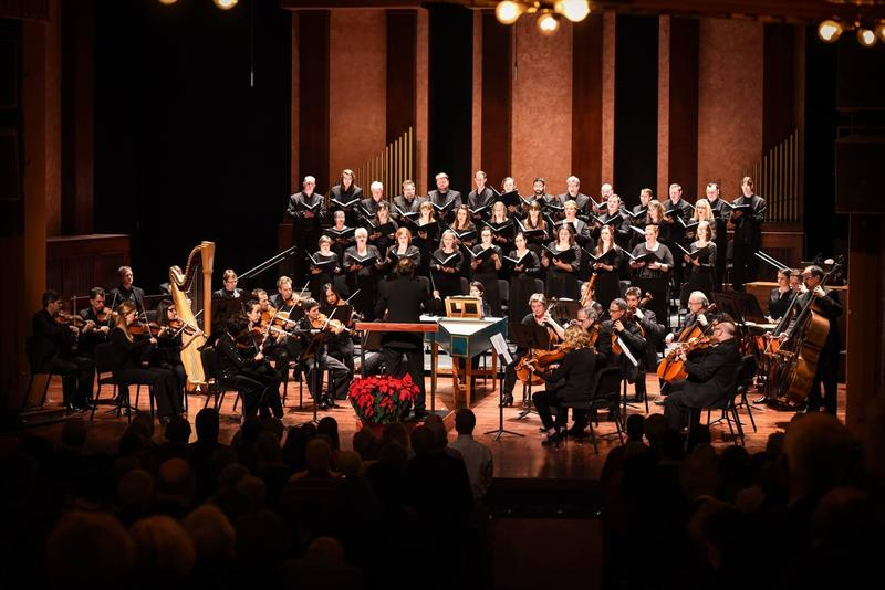ProMusica Chamber Orchestra with the Lancaster Chorale