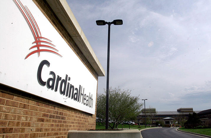 Dublin-based Cardinal Health is making a leadership chance as lawsuits surrounding the opioid crisis mount.