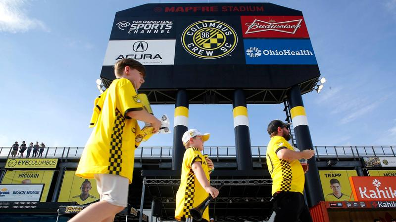 MAPFRE Stadium was the first soccer-specific stadium built in the U.S.