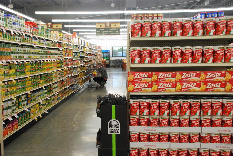 Campbell's Market opened in October as the only grocery store in Vinton County, which went four years without any supermarket.