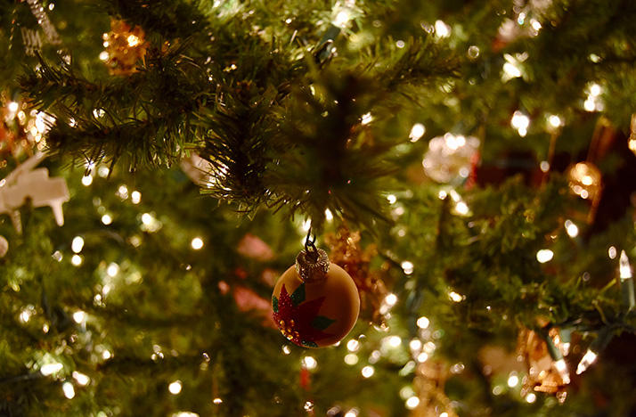 Hear The Peace of the Season, a one-hour holiday special, 7 a.m. Christmas day on Classical 101.