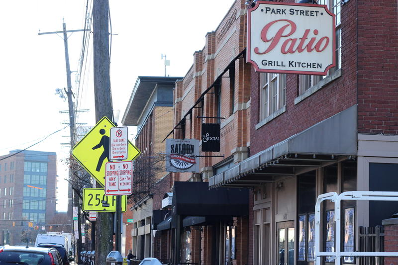 The Park Street Saloon, Park Street Patio, and the Social Room will have their last weekend of business.