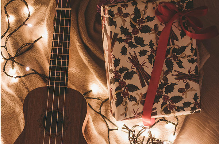 Musical Christmas Gifts, Boyce Lancaster's one-hour holiday special, airs at 8 a.m. Christmas day on Classical 101.