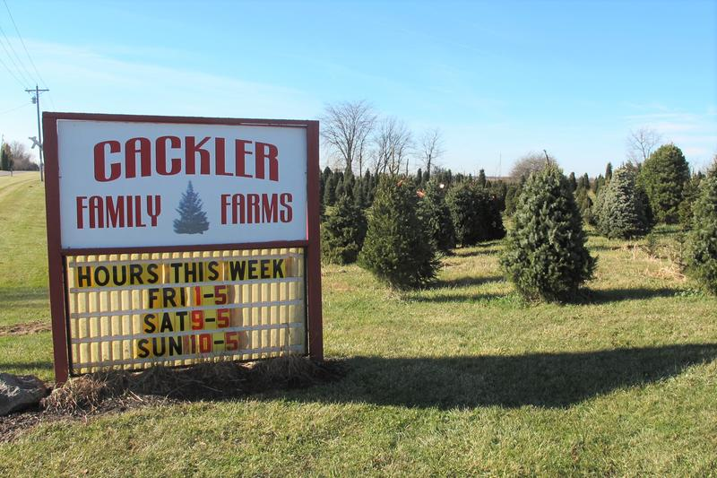 Business at Cackler Family Farms has improved each of the last 10 years, but land is becoming more expensive.