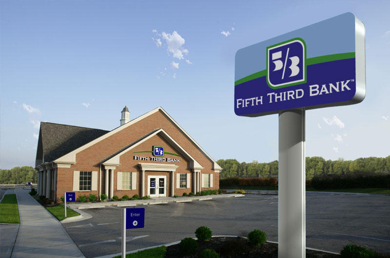 Fifth Third Bank branch