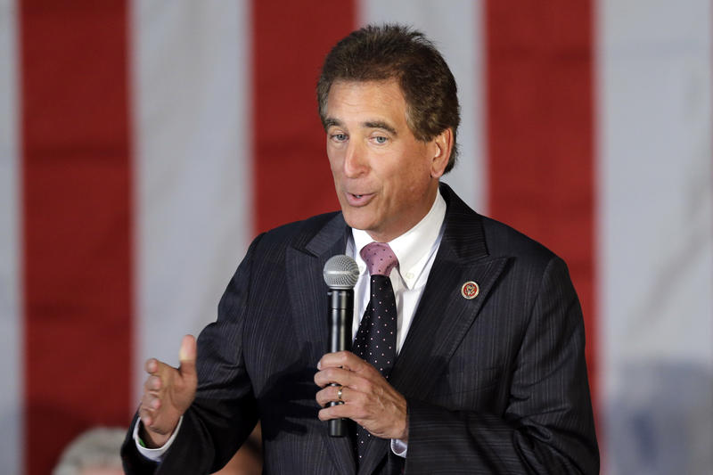 U.S. Rep. Jim Renacci is running as a Trump-supporting conservative in the Ohio governor race, but chose a moderate Republican as a running mate.