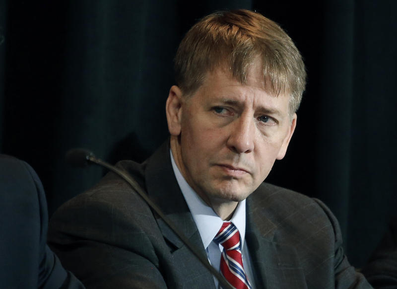 Ohio Democratic governor candidate Richard Cordray.