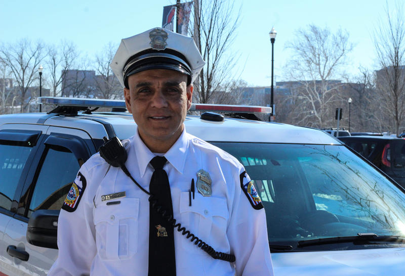 Starting in December, Officer Bahgat has dedicated half his time as an officer to the role of New American Diversity and Inclusion Liaison Officer,