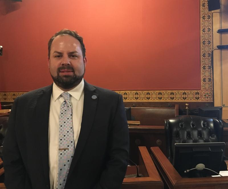 Emmanuel Remy, a realtor, was appointed as the newest member of Columbus City Council.