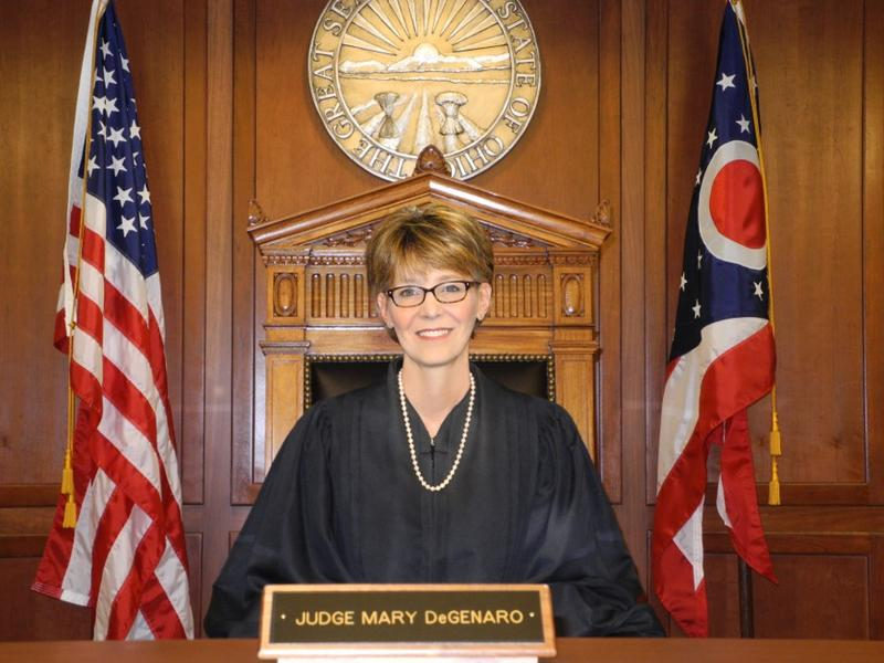 Judge Mary DeGenaro