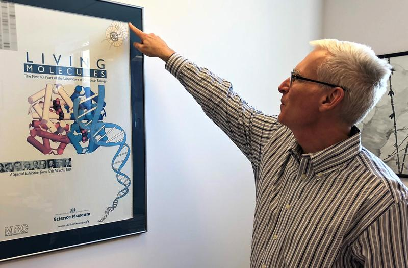 Case Wetern Reserve University researcher Michael Weiss spent 35 years working to develop a heat-tolerant variety of insulin.