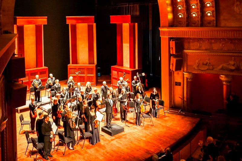 ProMusicia Chamber Orchestra at the Southern Theare
