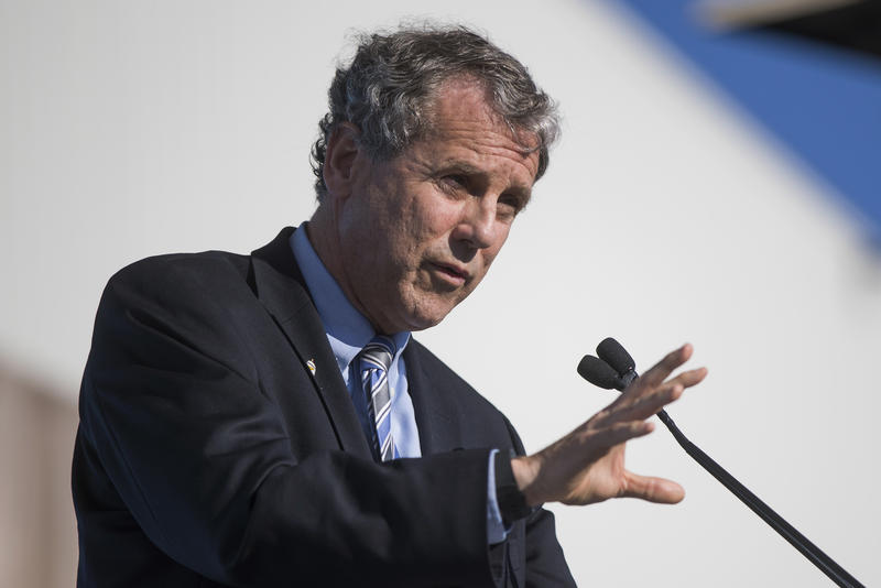 Ohio Democratic Senator Sherrod Brown