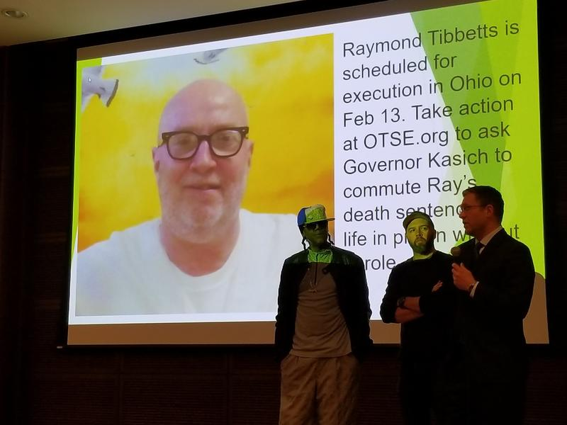 Ohioans To Stop Execution is working to stop the execution of Raymond Tibbetts.