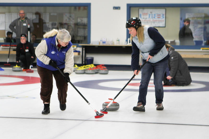 Every four years, after the Winter Olympics, the Columbus Curling Club sees a wave of new members. But this year, the boom has kept up.