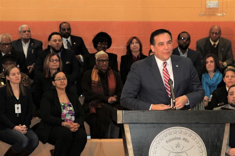 Mayor Andrew Ginther appointed 17 members to a new advisory commission, which will review Columbus Police policies and training.