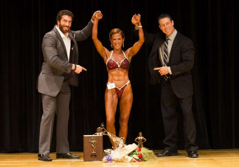Beth Mandyck, a comeptitive bodybuilder, accused the Arnold Sports Festival of gender discrimination.