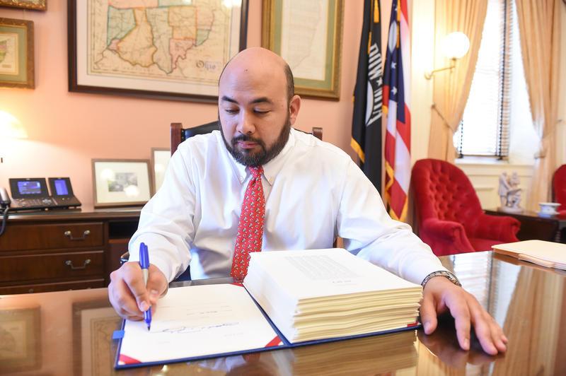 Former Ohio House Speaker Cliff Rosenberger