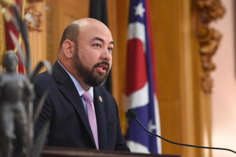 Former Ohio House Speaker Cliff Rosenberger