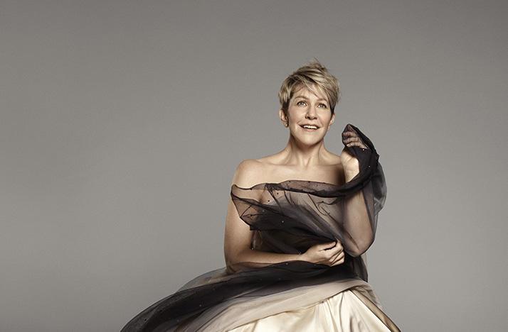 Joyce DiDonato performs the title role of Jules Massenet's 'Cendrillon' in a new Metropolitan Opera production.