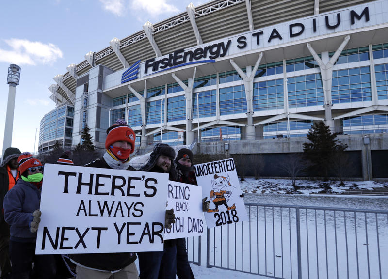 Although the Cleveland Browns may have lost every game last season, betting on them could be a win for some fans.