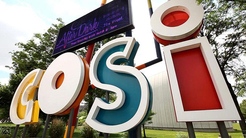 COSI sign