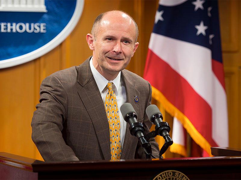 State Senator Dave Burke