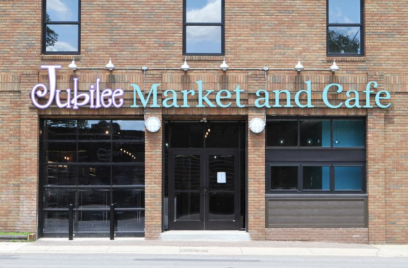 Jubilee Market, which opens this Wednesday in Franklinton, will be Columbus' first nonprofit grocery store.