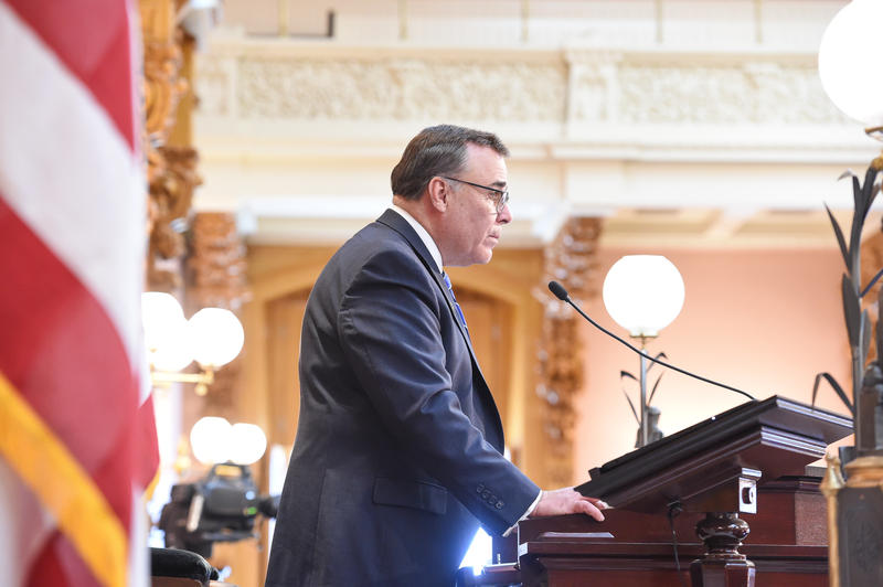 Ohio Speaker Pro Tem Kirk Schuring